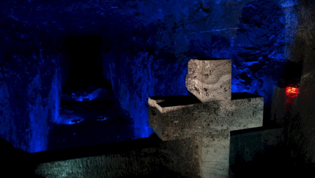 Zipaquira Salt cathedral day tour from Bogota