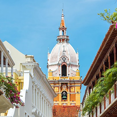 Cartagena Highlights Tour Colombia