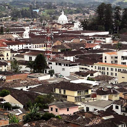 Colombia Holiday - Tour Popayan